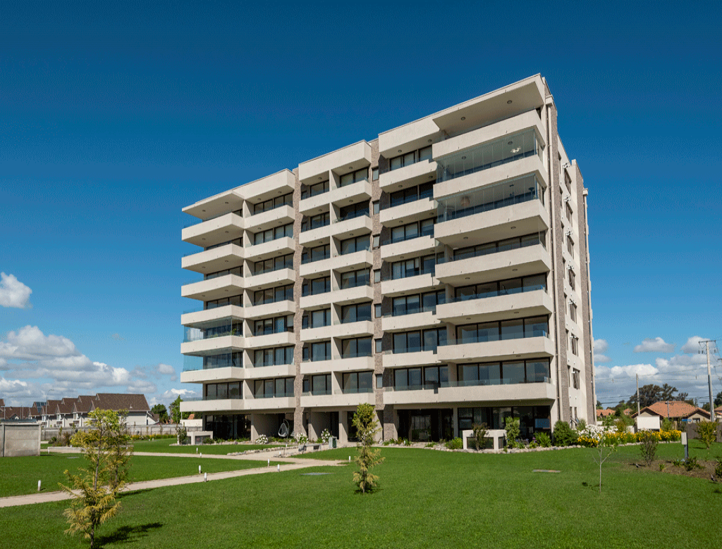Edificio Parque Quinta Agrícola