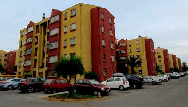 Edificios Parque Dorsal