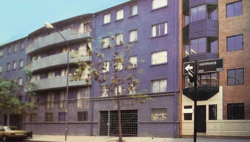 Edificio Reconquista (etapa 4)