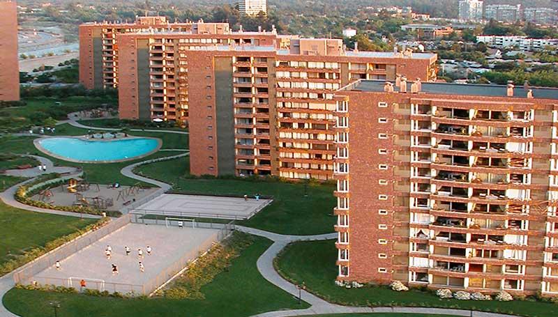 Edificios Parque Escrivá de Balaguer