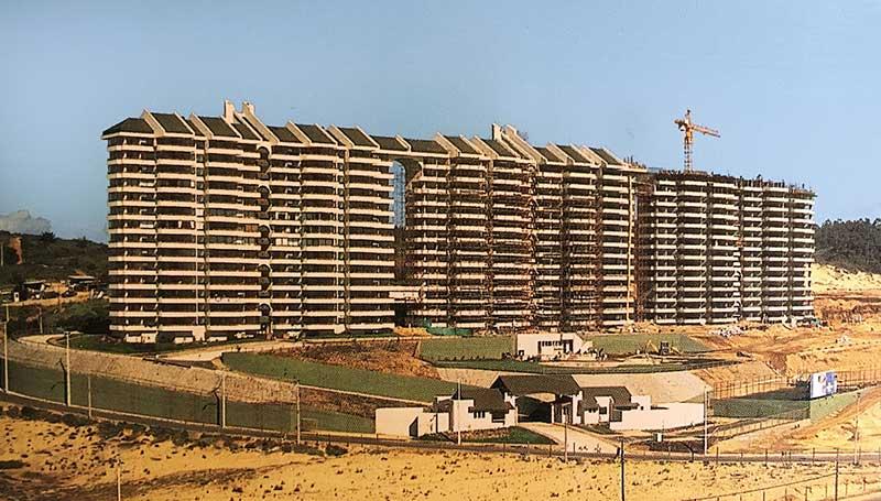 Edificios Altos de San Alfonso