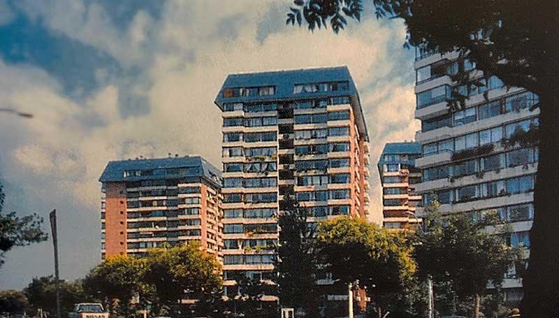 Edificios Tabancura