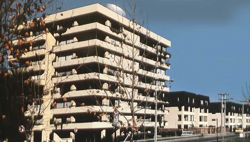 Edificios Parque Kennedy
